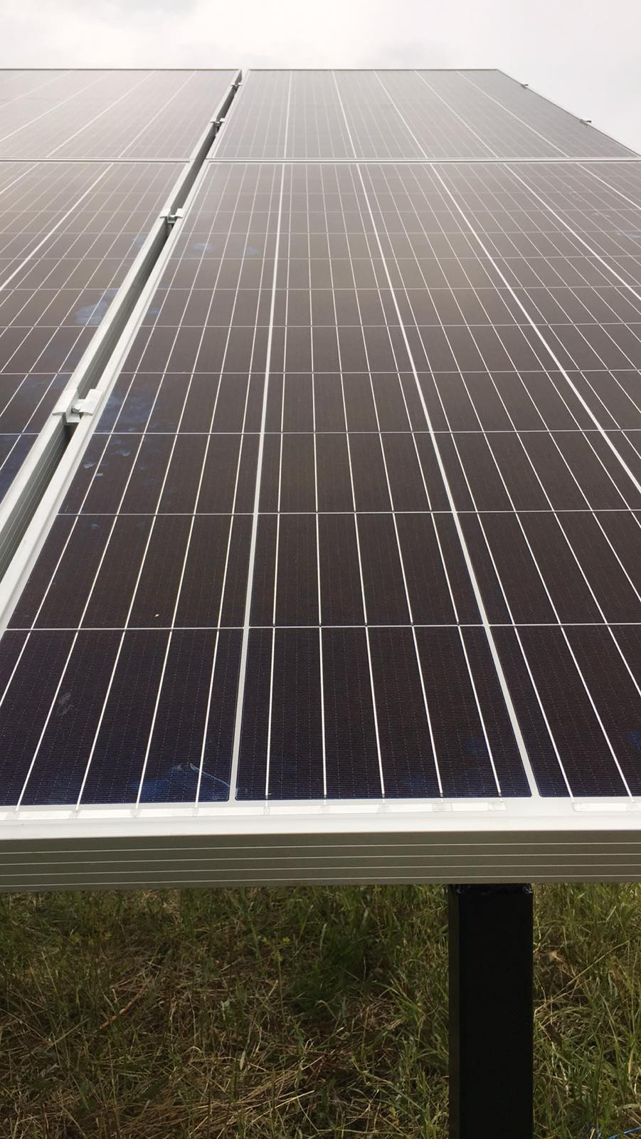 Поръчка на соларни панели и монтаж